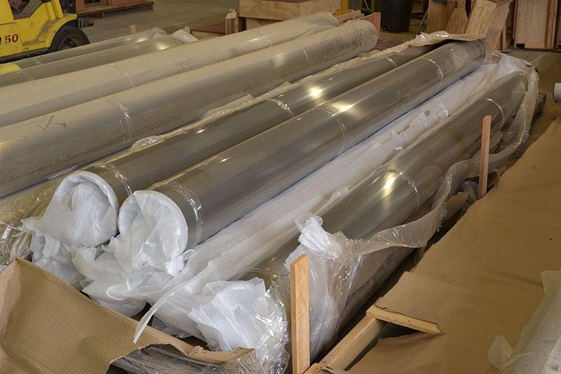 Alaskan Camper Aluminum Rolls