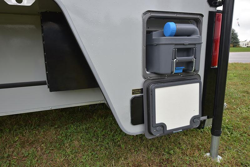 Cirrus 670 Cassette Toilet