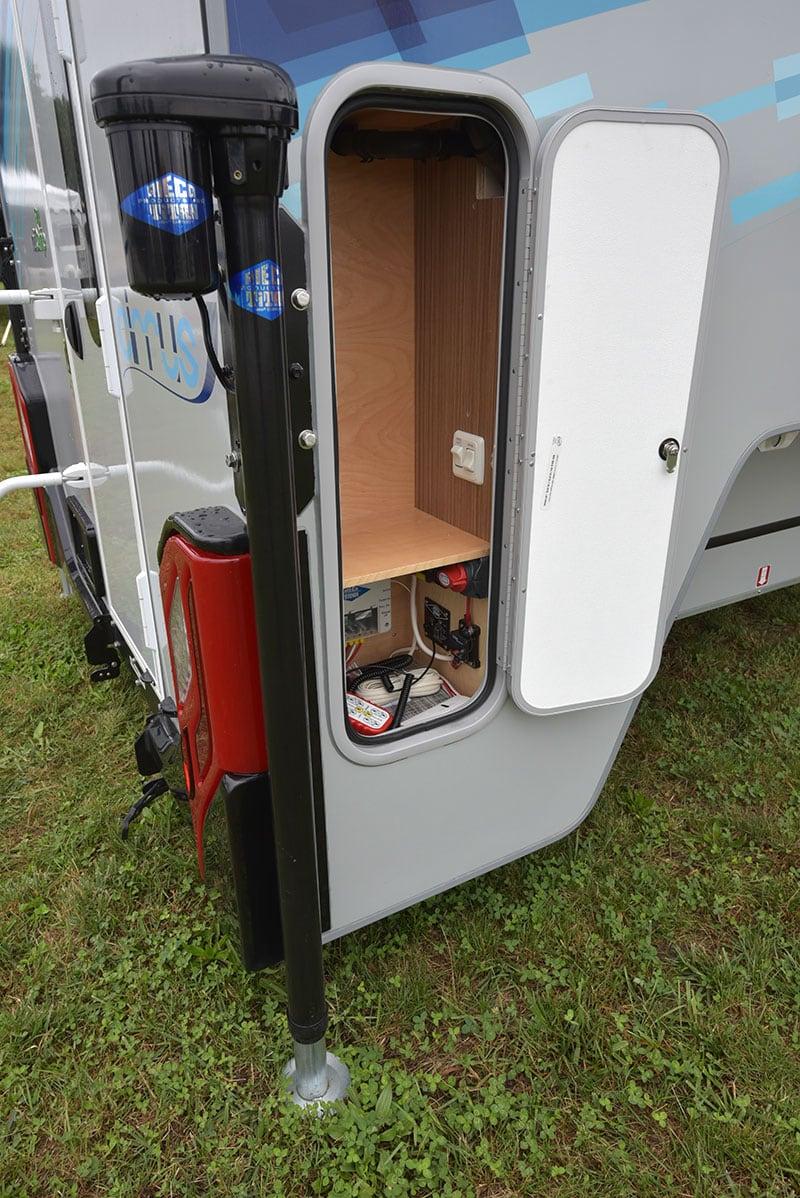 Nucamp Debuts Cirrus 670 Prototype Truck Camper Magazine