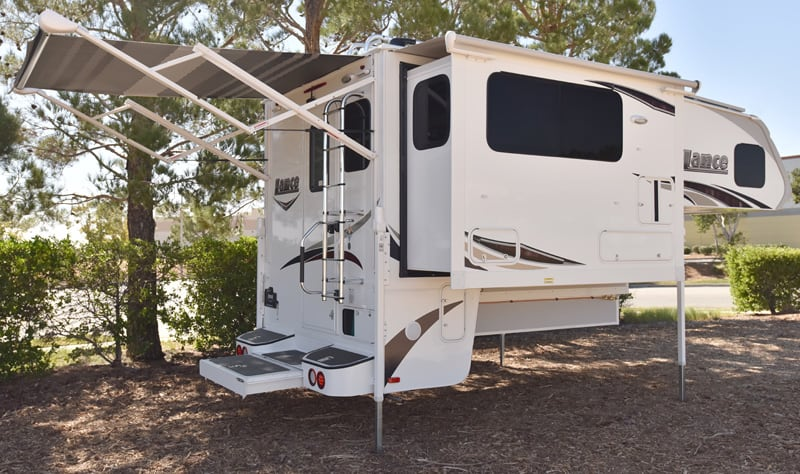 Lance 1062 With Awning Out