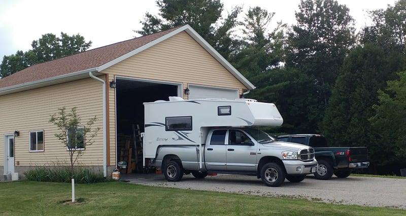 25 Dream RV Garages For Campers - Truck Camper Magazine