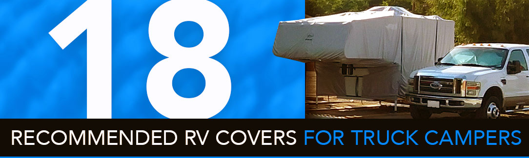 Protective Covers For Truck Campers