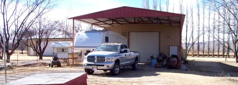 RV Porch Shelter Fifth Wheel