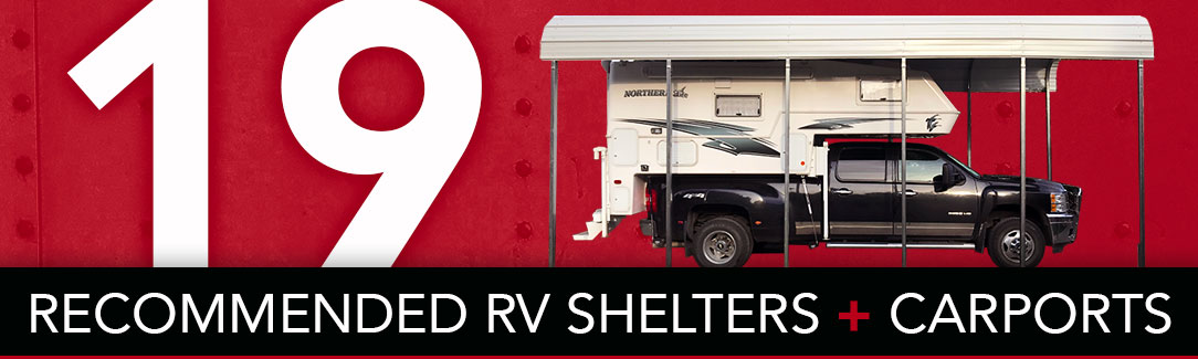 RV Shelters For Campers