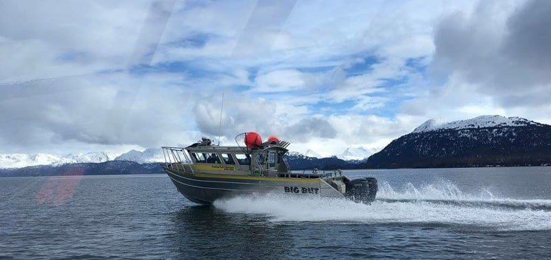 Charter Boat Alaska