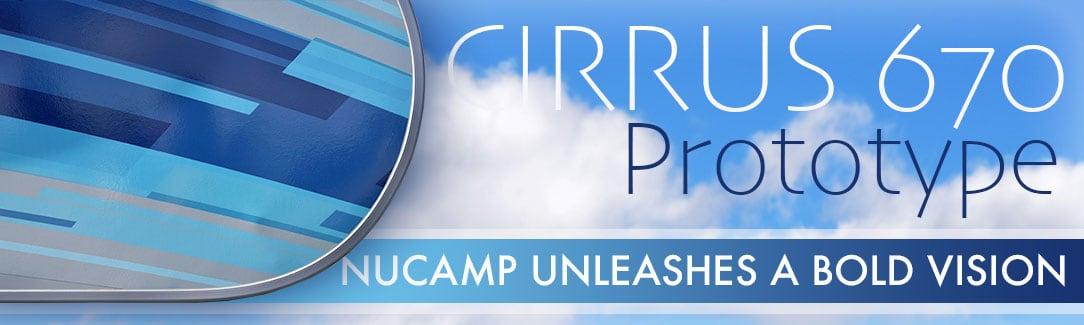 Cirrus 670 Prototype Camper