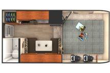 2019 Lance 825 Buyers Guide Floor Plan