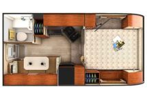 2019 Lance 850 Buyers Guide Floor Plan