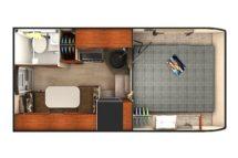 2019 Lance 865 Buyers Guide Floor Plan