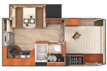 2019 Lance 975 Buyers Guide Floor Plan