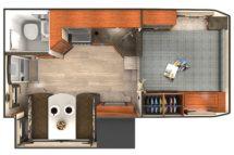2019 Lance 995 Buyers Guide Floor Plan