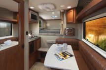 2019 Lance Camper 650 Interior