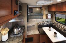2019 Lance Camper 825 Interior