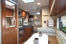2019 Lance Camper 850 Interior