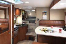 2019 Lance Camper 855S Interior