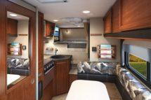 2019 Lance Camper 865 Interior