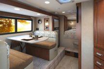 2019 Lance Camper 975 Interior