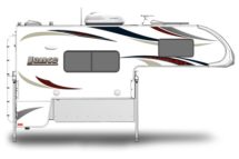2019 Lance Model 825 Exterior