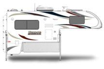 2019 Lance Model 865 Exterior