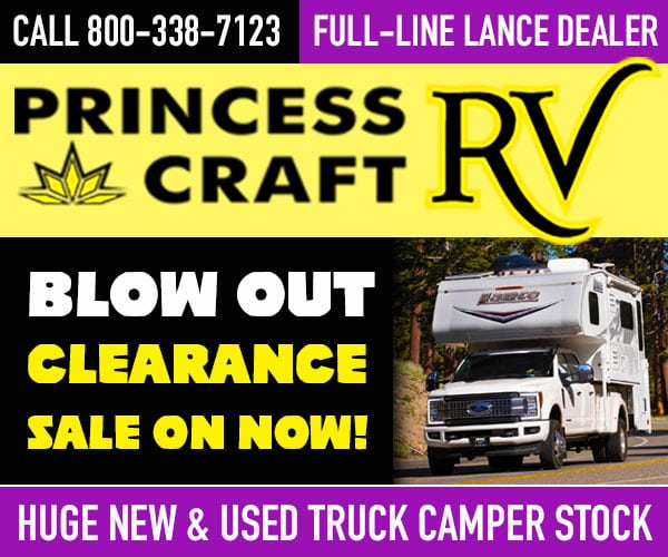 Truck Camper Magazine | 2019 Truck Campers, News, and Reviews
