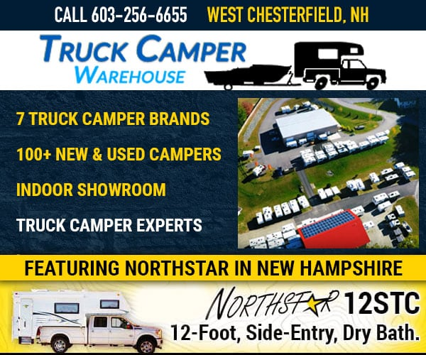 Truck Camper Warehouse Big Box