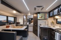 2020 Eagle Cap 1160 Camper Interior