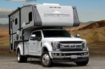 2020 Eagle Cap 1160 Camper On Ford Truck