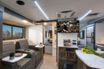 2020 Eagle Cap 1200 Camper Interior