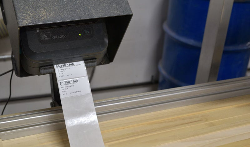 Adventurer Printing Off Labels
