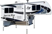 Arctic Fox 811 For 2019 New Exterior