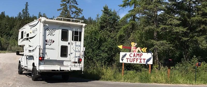Camp Tuffit Arctic Fox