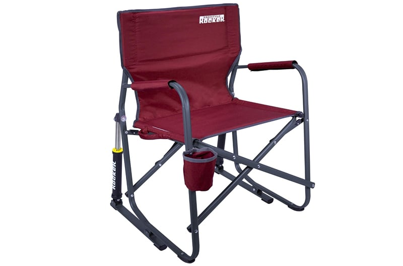 Camper Rocking Chair Collapsible