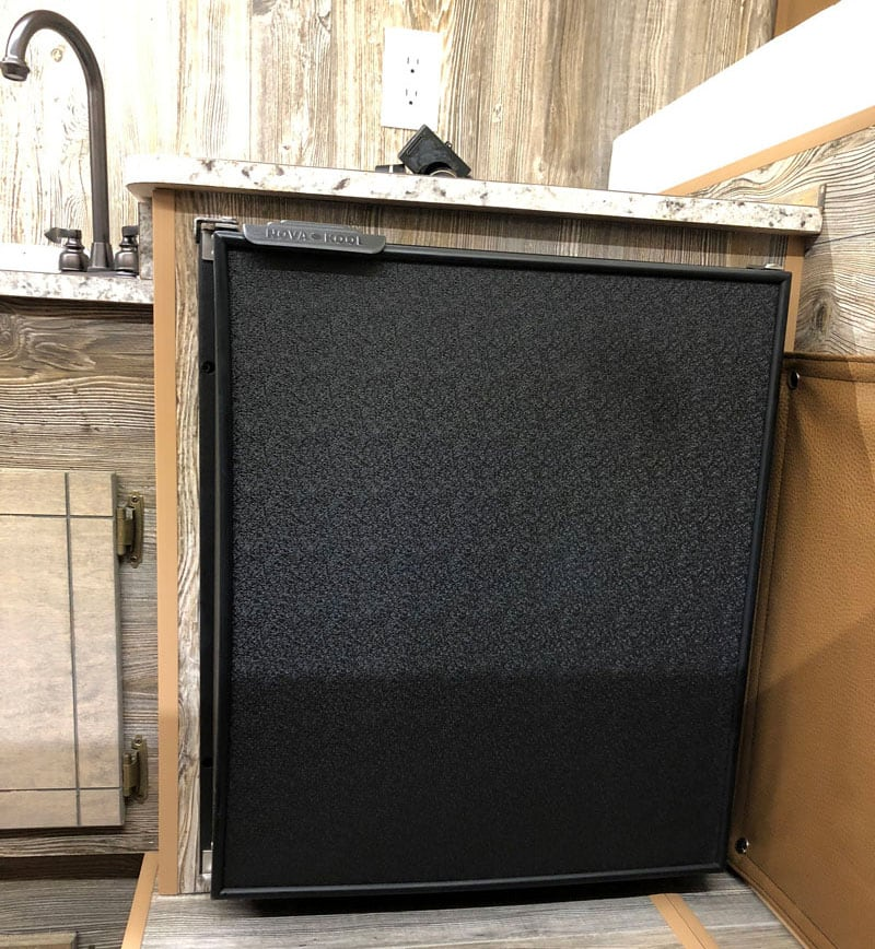 Capri Anniversary Edition Nova Kool Refrigerator