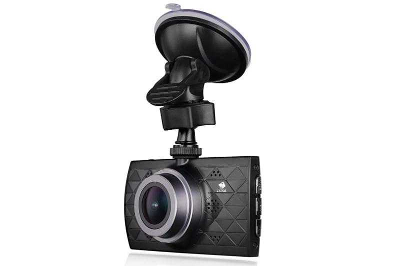 Dash Camera Z Edge Campers