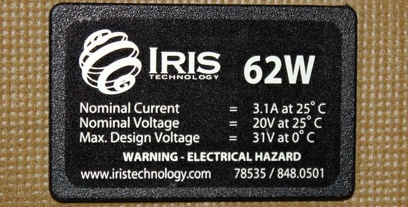 Iris Spaces Military Surplus Foldable Panel Controller
