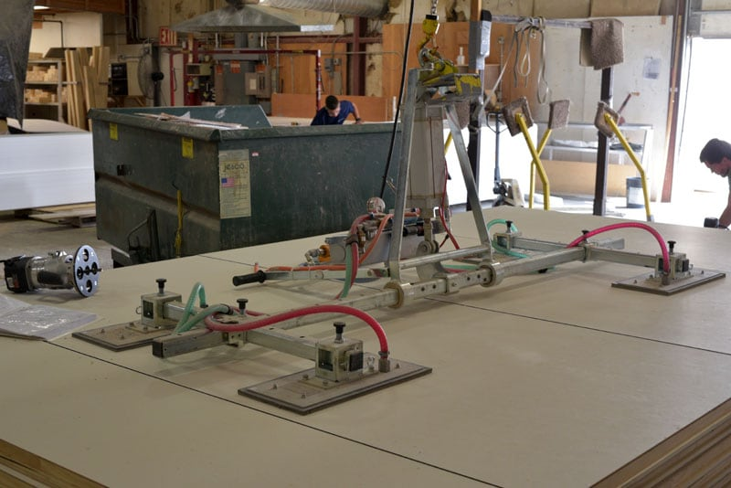 Manzelli Topline Lifter Machine