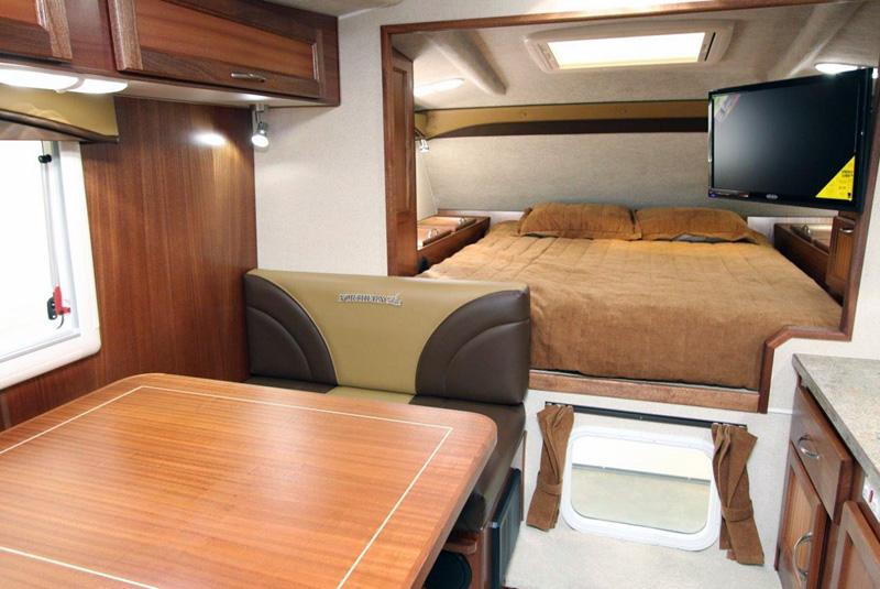 Northern Lite 10 2 EX Limited Dinette Cabover
