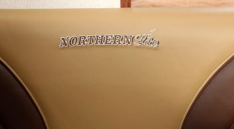 Northern Lite Limited Seat Stitching Close