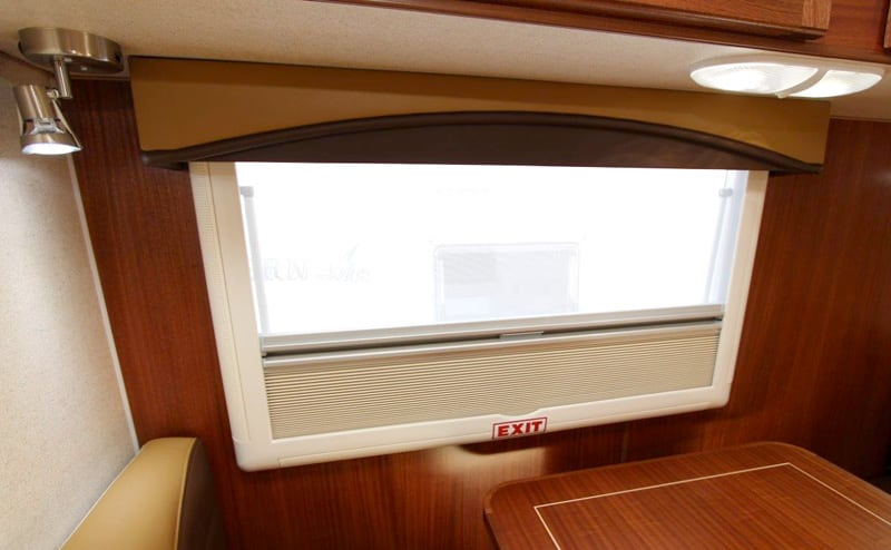 Northern Lite Limited Valance Shade Down