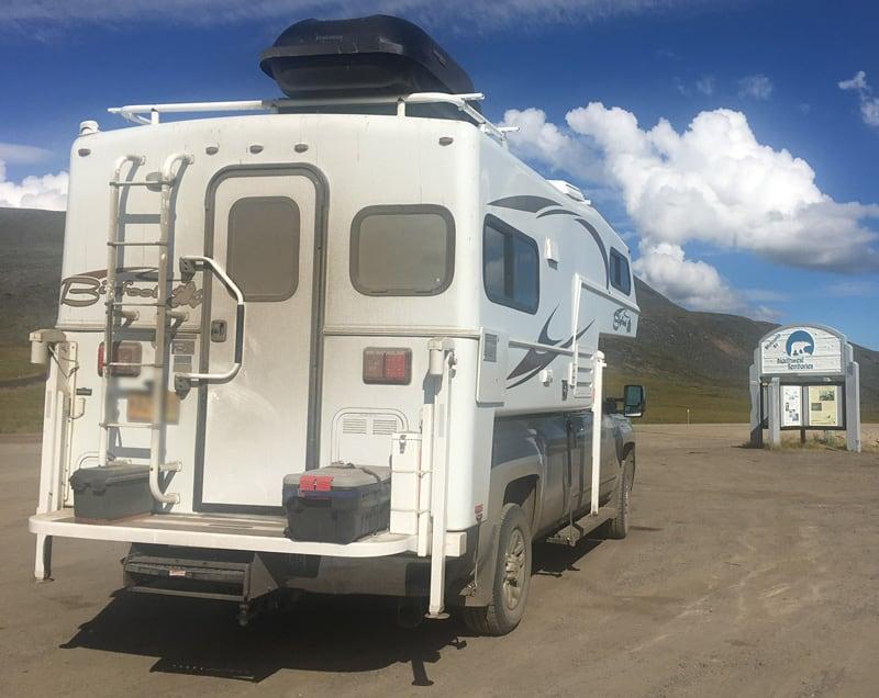 Northwest Territories On Dempster Highway