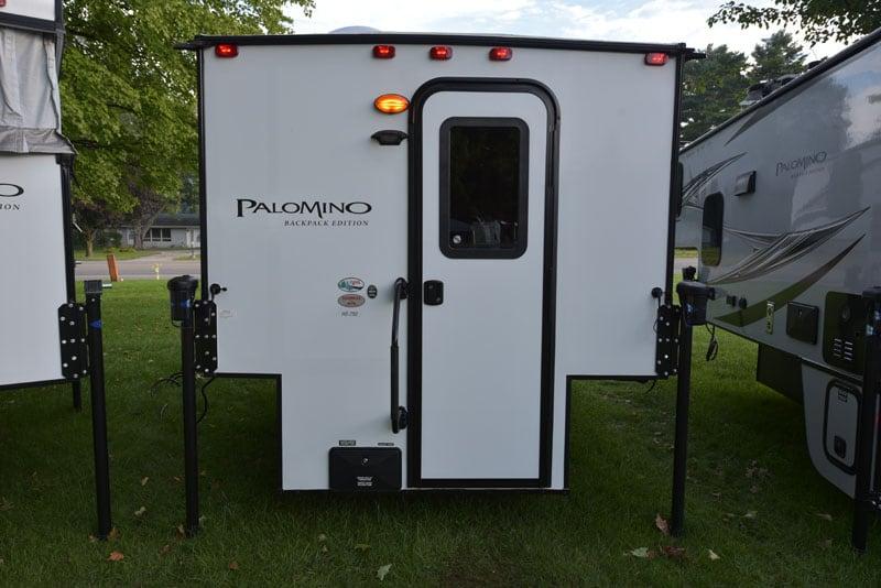 Palomino HS-750 Back Door