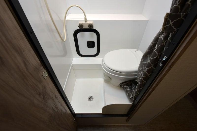 Palomino HS-750 Bathroom Lower