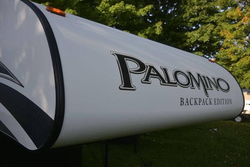 Palomino HS 750 Logo