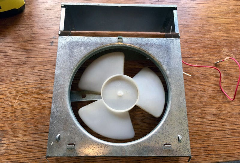 Range Hood Fan Replacement 1