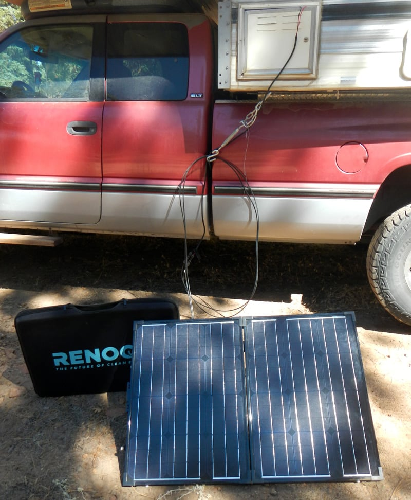 Renogy Portable Solar Panel