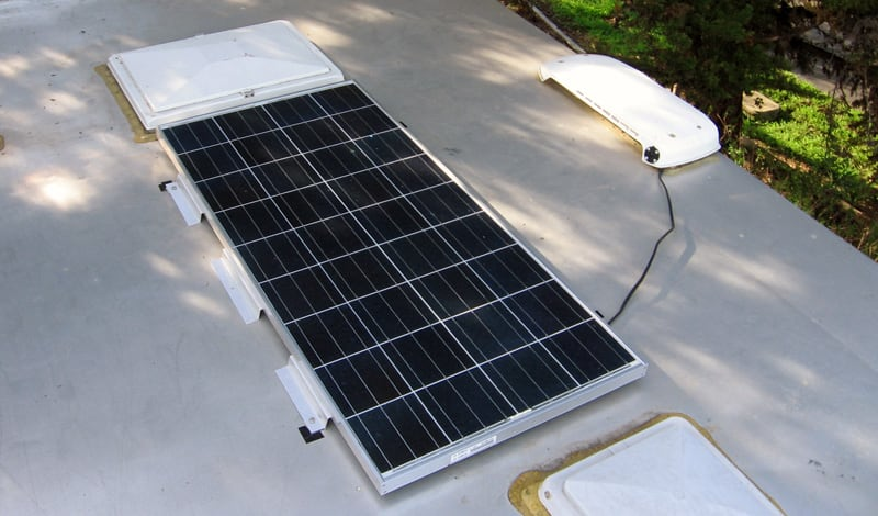 Solar Panels Ramblin Ralph
