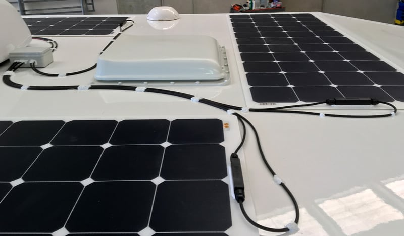 Solar Panels On Campers Australia