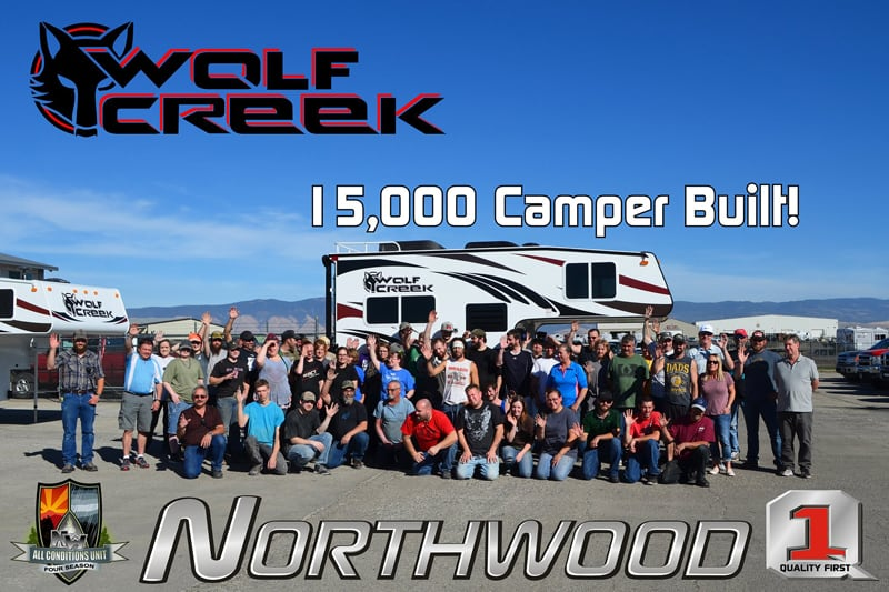 15000 Camper Built At Northwood