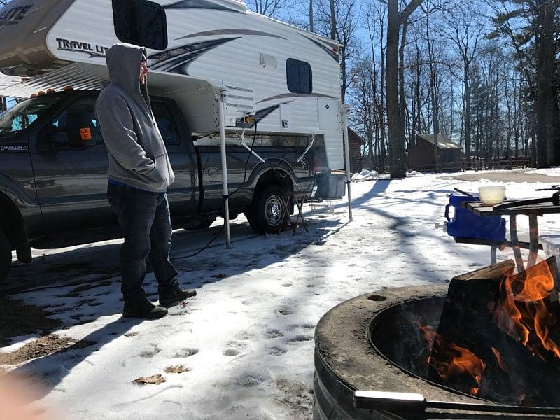 2017 Travel Lite Cold Winterized