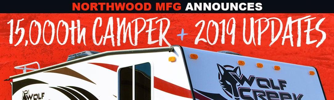 2019 Northwood Campers